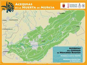 Mapa Huerta