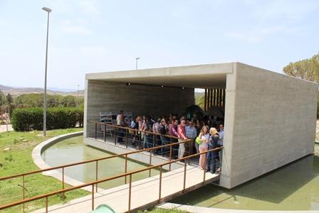 20160524 FOTO Visita trabajadores CHS Casa del Agua (100)