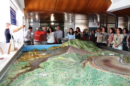 20160524 FOTO Visita trabajadores CHS Casa del Agua (152)